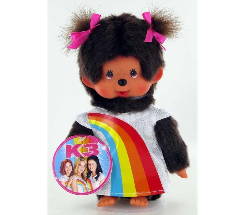 Monchhichi K3 Girl 20 cm