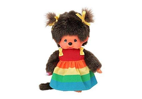Monchhiichi Monchhichi Rainbow Girl 20 cm