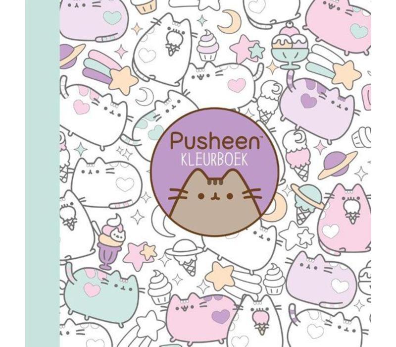Pusheen Kleurboek