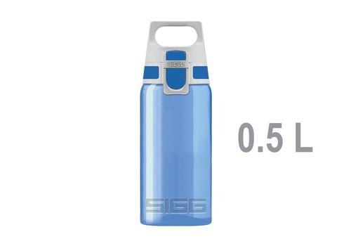Sigg Sigg Viva Drinkfles 0,5 L - Donkerblauw