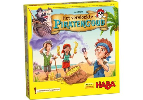 Haba Haba The Curse Of The Pirate Gold