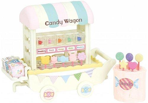 Sylvanian Families Sylvanian Families Candy Wagon