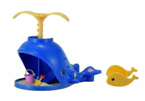 Sylvanian Families Sylvanian Families Splash & Play Whale