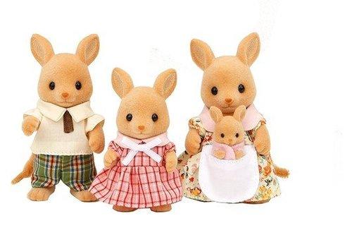 Sylvanian Families Sylvanian Families Kangaroe Family