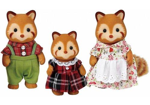 Sylvanian Families Sylvanian Families Red Panda Family