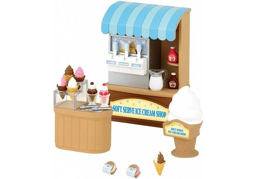 Sylvanian Families Sylvanian Families Soft Serve Ice Cream Shop
