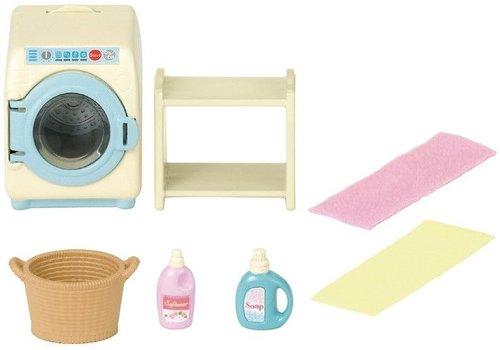 Sylvanian Families Sylvanian Families Washing Machine Set