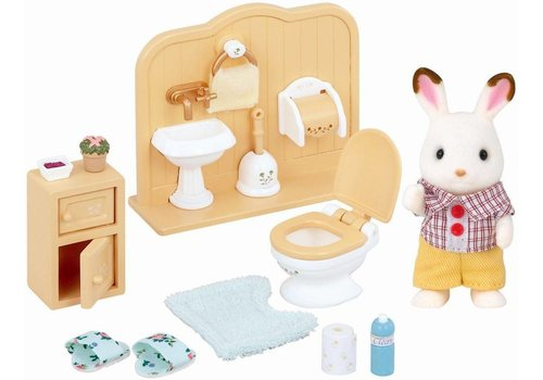 Sylvanian Families Sylvanian Families Chocolate Rabbit Brother Set