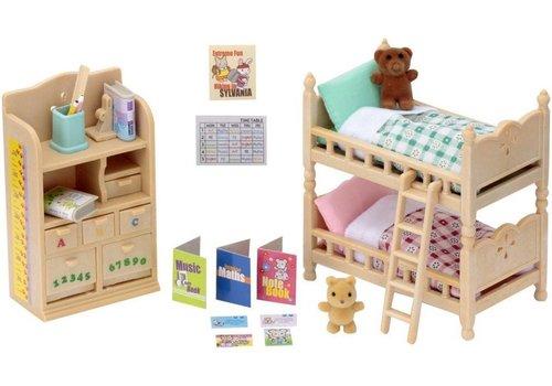 Sylvanian Families Sylvanian Families Children's Bedroom Furniture