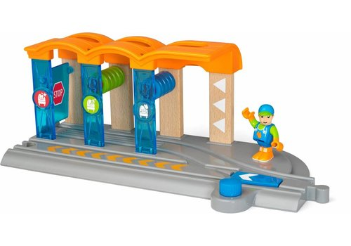 Brio Brio Smart Tech Trein Wasstraat