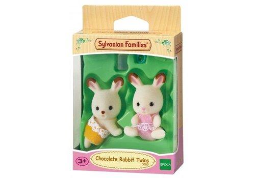Sylvanian Families Sylvanian Families Chocolate Rabbit Twins