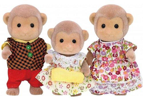 Sylvanian Families Sylvanian Families Monkey Family