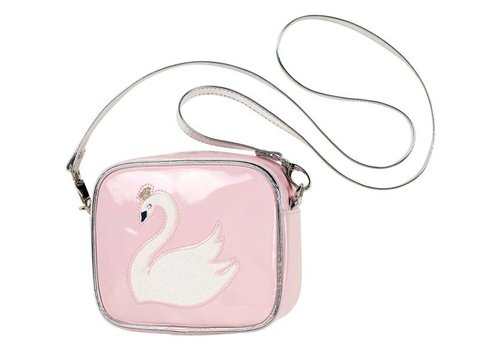 Souza! Souza! Swan Shoulder Bag