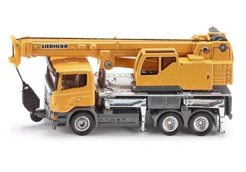 Siku Siku Telescopic Crane Truck