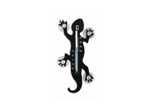 Trendform Trendform Thermometer Hagedis Zwart