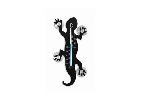 Trendform Trendform Thermometer Lizard Black
