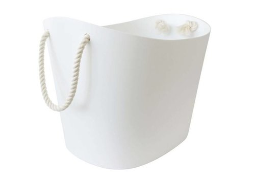 Hachiman Hachiman Balcolore Bucket Large White