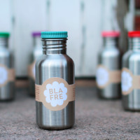 Blafre Steel Bottle Green 0,5 L