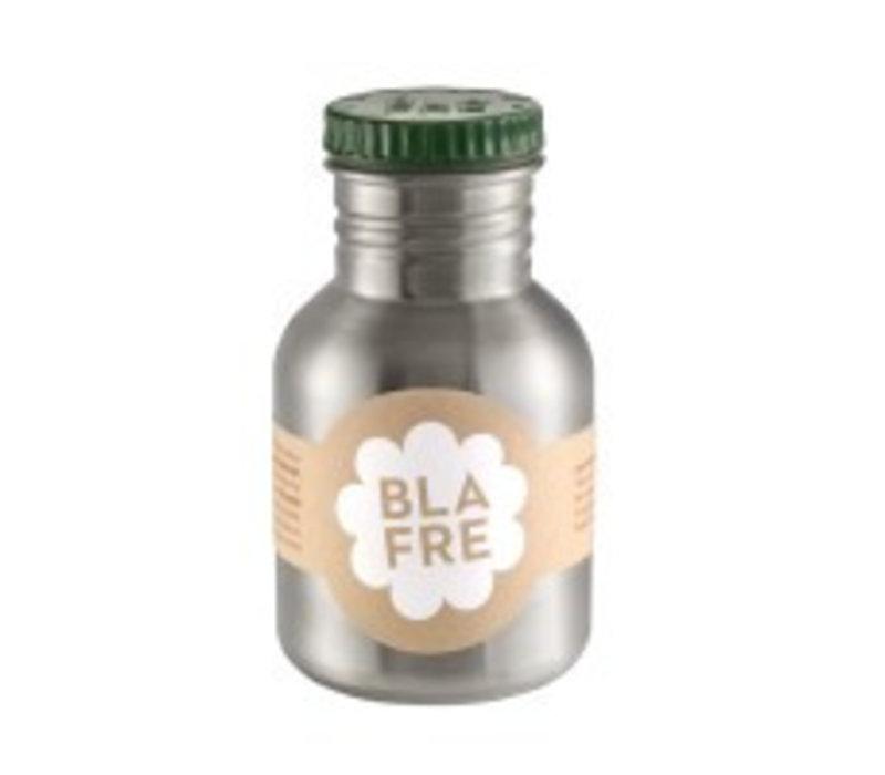 Blafre RVS Steel Bottle Green 0,3 L