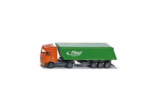 Siku Siku Truck with trailer and roof