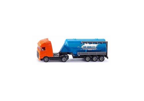 Siku Siku Truck with silo trailer