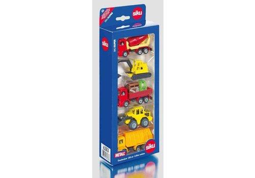Siku Siku Gift set 4 - 5 vehicles TP