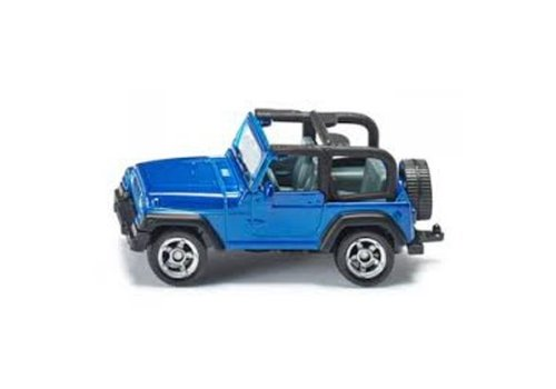 Siku Siku Jeep Wrangler