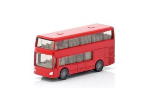 Siku Siku Double Decker Bus
