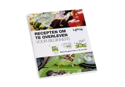 LEKUE Lekue Cookbook for Beginners
