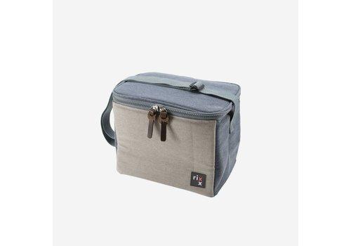 Rixx Rixx Cooling Bag DarkBlue/Gray 5L