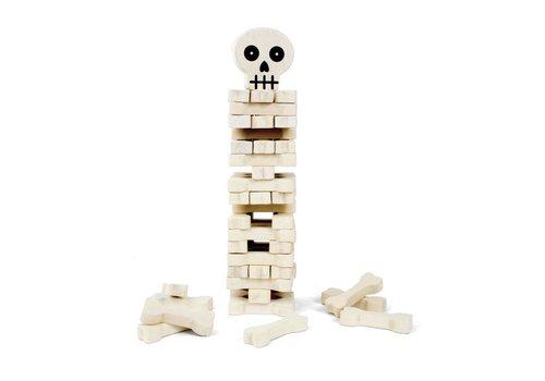 Kikkerland Kikkerland Stack the Bones Game