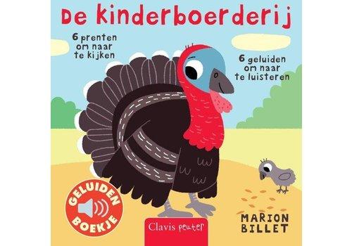 Clavis Clavis Geluidenboekje De Kinderboerderij
