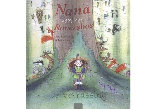 Clavis Clavis Leesboek Nana van het Roversbos - De Verrassing