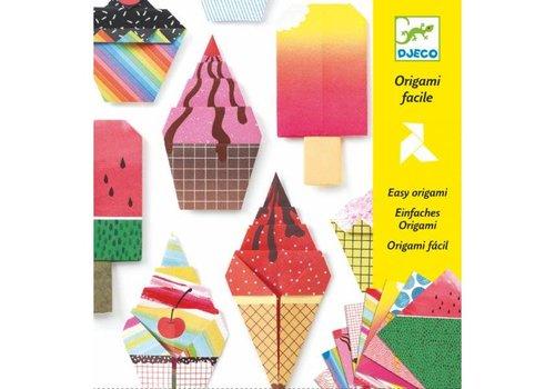 Djeco Djeco Origami Easy Sweet Treats