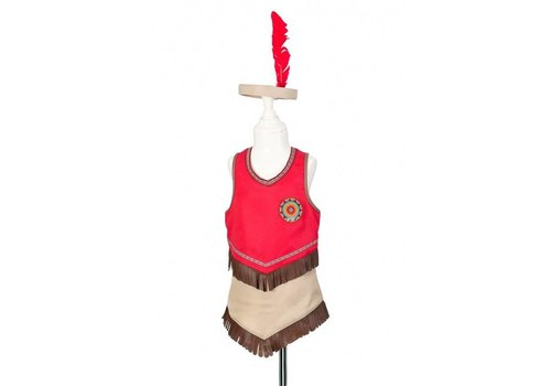 Souza! Souza! Sihu indian dress with headband 2-3 years