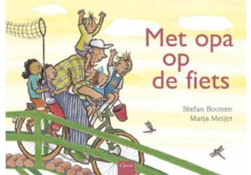 Clavis Clavis Leesboek Met Opa op de Fiets
