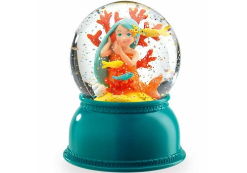 Djeco Djeco Snow Globe Mermaid