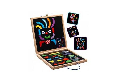 Djeco Djeco Magnetic Storage Box