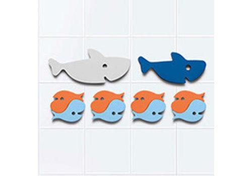 Quut Quutopia Bath Puzzle Shark