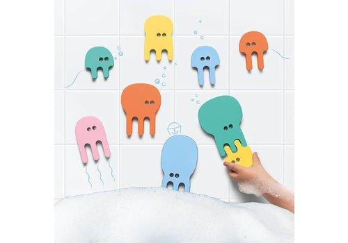 Quut Quut Bath Puzzle Jellyfish