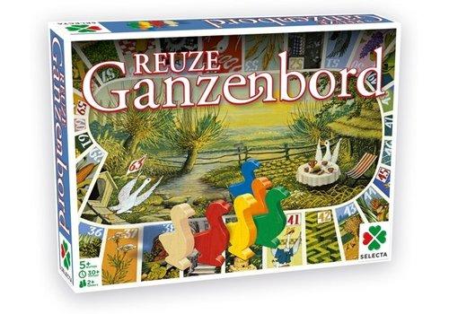 Tactic Tactic Gezelschapsspel Reuze Ganzenbord