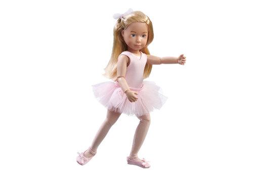Kruselings Kruselings Vera Ballet Lesson Doll Set