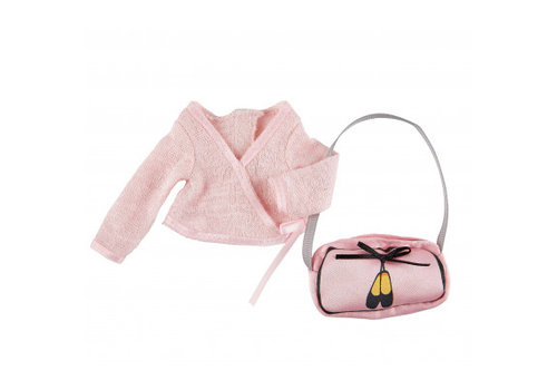 Kruselings Kruselings Outfit Ballet Jacket with Bag