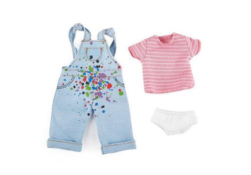 Kruselings Kruselings Outfit  'A Gifted Painter' voor Pop Chloe