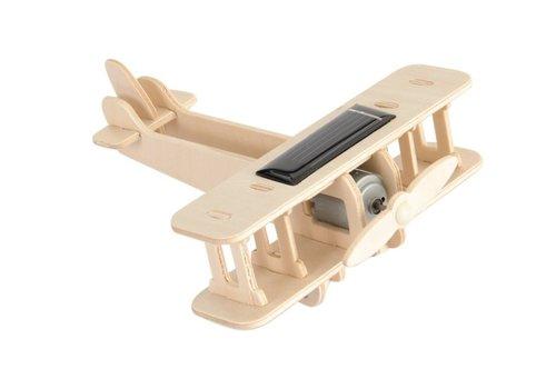 Egmont Toys Egmont Toys Maak Je Eigen 3D Dubbeldekker met Zonnepanelen