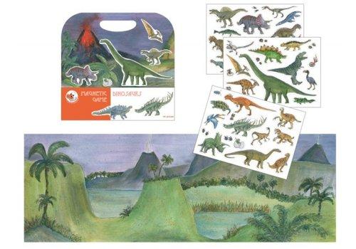 Egmont Toys Egmont Toys Magnetic Game Dinosaur
