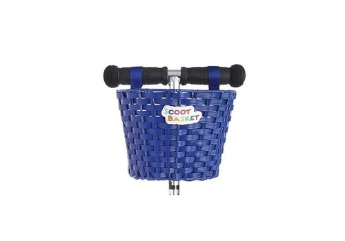 Scootaheadz Scoot Basket Blue