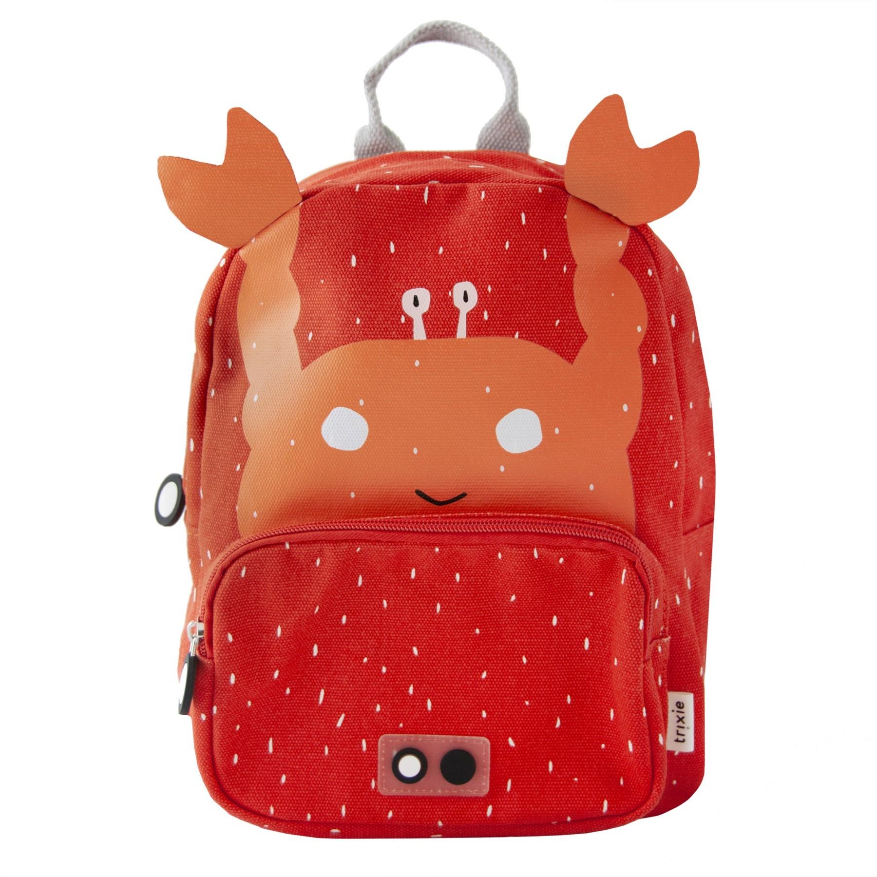 86b02ffbe2c Trixie Backpack Mrs. Crab - Fanthome.com