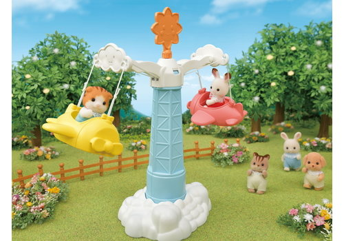Sylvanian Families Sylvanian Families Baby Airplane Ride