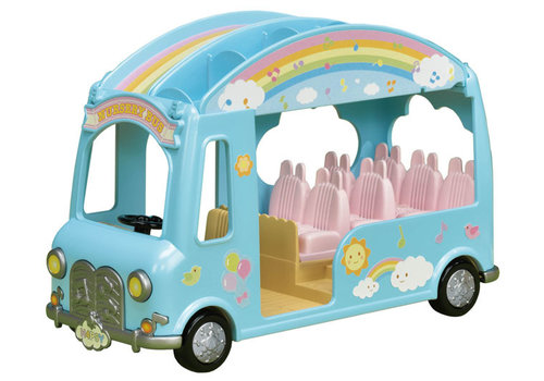 Sylvanian Families Sylvanian Families Baby Sunshine Nursery Bus